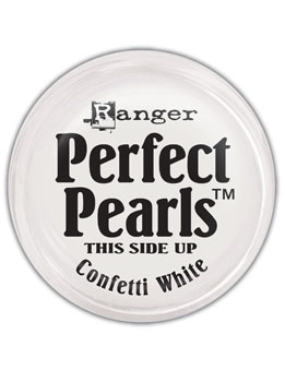 Perfect Pearls - Confetti White