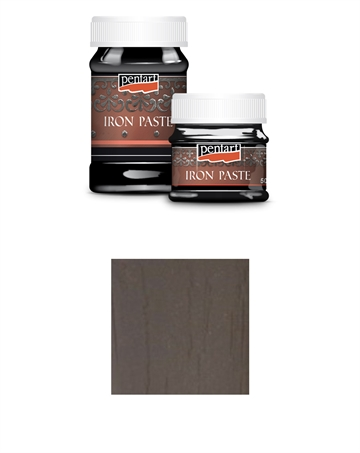 Pentart - Iron Paste - Grey