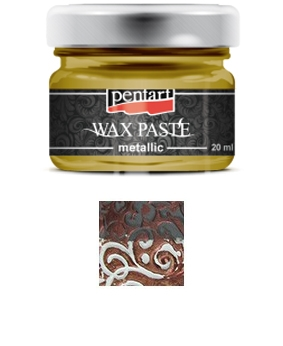Pentart - Wax Paste - Metallic -  Copper (20ml)