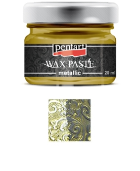 Pentart - Wax Paste - Metallic -  Gold (20ml)