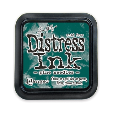 Ranger - Tim Holtz - Distress Ink Pad - Pine Needles