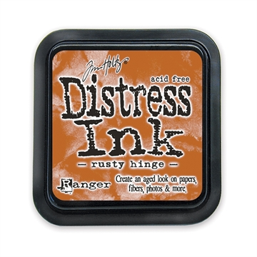 Ranger - Tim Holtz - Distress Ink Pad - Rusty Hinge