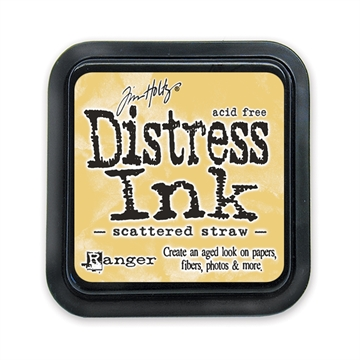 Ranger - Tim Holtz - Distress Ink Pad - Scattered Straw