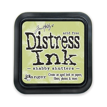 Ranger - Tim Holtz - Distress Ink Pad - Shabby Shutters