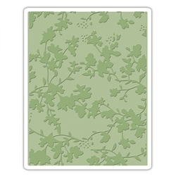 Sizzix Embossing folder - Floral (661821)