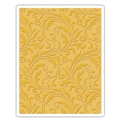 Sizzix Embossing folder - Flourish (661822)