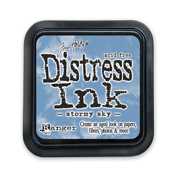 Ranger - Tim Holtz - Distress Ink Pad - Stormy Sky