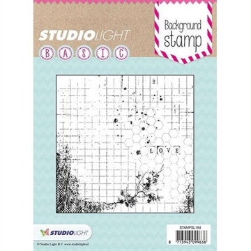 Studio Light - Clear stamp - STAMPSL184