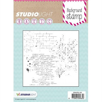 Studio Light - Clear stamp - STAMPSL186