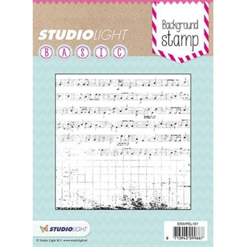 Studio Light - Clear stamp - STAMPSL187