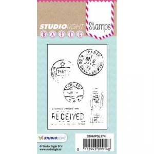 Studio Light - Clear stamp - STAMPSL174