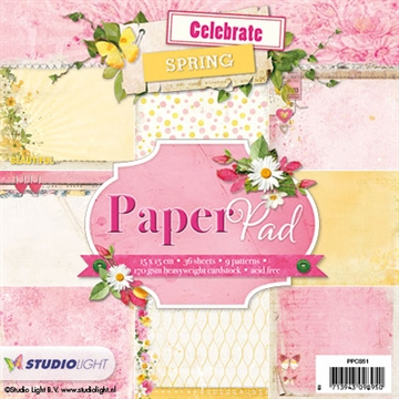 Studio Light Paper Pad - PPCS51