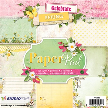 Studio Light Paper Pad - PPCS52