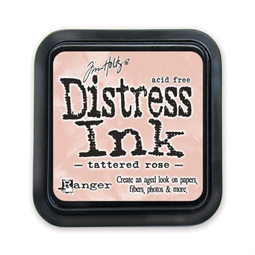 Ranger - Tim Holtz - Distress Ink Pad - Tattered Rose