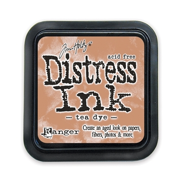 Ranger - Tim Holtz - Distress Ink Pad - Tea Dye