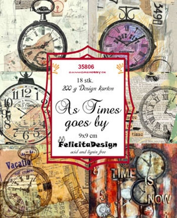Felicita Design Toppers - Clocks