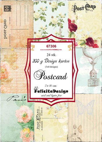 Felicita Design Toppers - Postcards