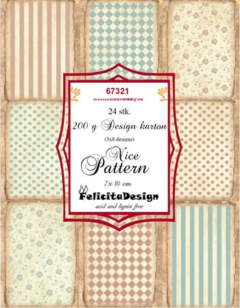 Felicita Design Toppers - Nice Pattern