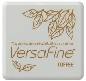Versafine Ink Pad Mini - Toffee