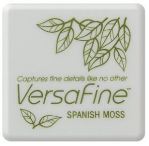 Versafine Ink Pad Mini - Spanish Moss