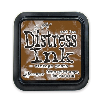 Ranger - Tim Holtz - Distress Ink Pad - Vintage Photo