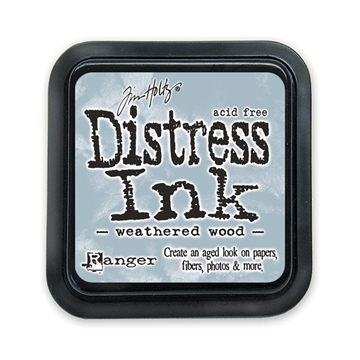 Ranger - Tim Holtz - Distress Ink Pad - Weathered Wood
