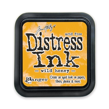 Ranger - Tim Holtz - Distress Ink Pad - Wild Honey