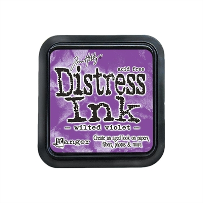 Ranger - Tim Holtz - Distress Ink Pad - Wilted Violet