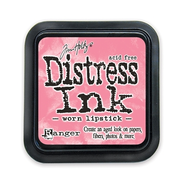Ranger - Tim Holtz - Distress Ink Pad - Worn Lipstick