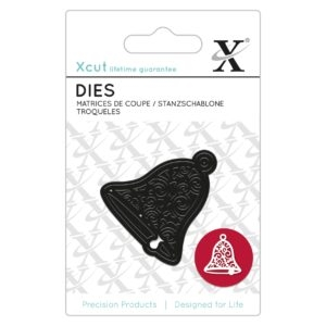 Xcut Mini Die - Filigree Bell - XCU 504011