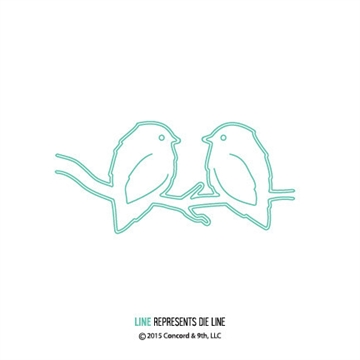 Happymade - Concord & 9th - By your side birds - 10044