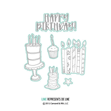 Happymade - Concord & 9th - Eat cake & celebrate -  10014