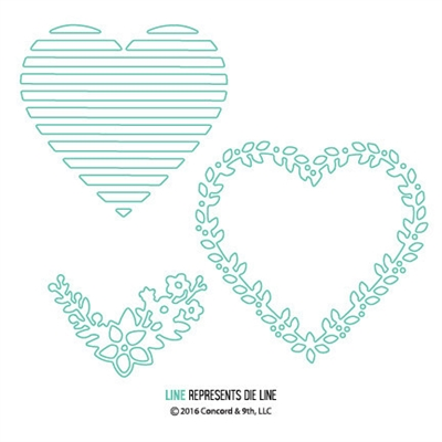 Happymade - Concord & 9th - Layers of love - 10058