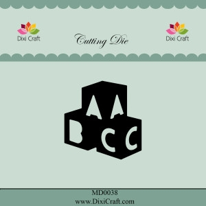 Dixi Craft - Die - MD0038