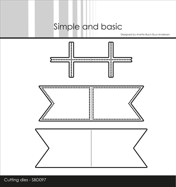 Happymade - Simple and basic - Die - Flag Small (SBD097)