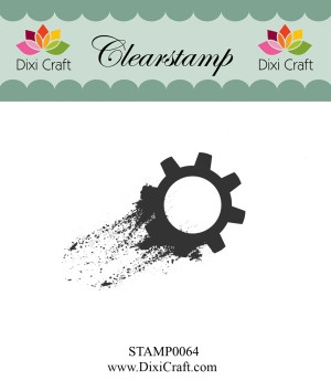 Dixi Craft clear stamp - STAMP0064
